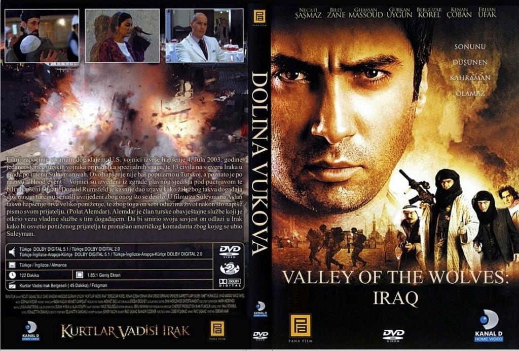 Valley of the wolves iraq